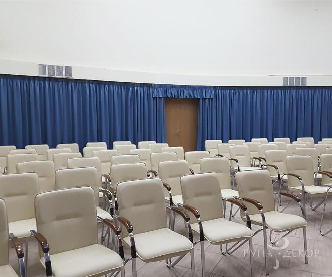 Оформление актового зала 03